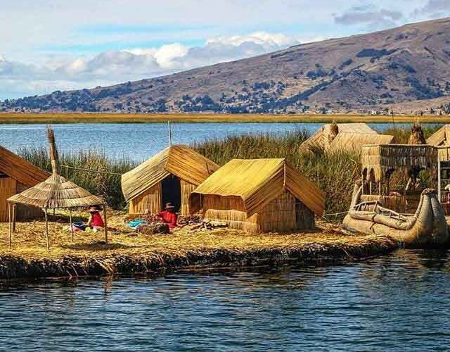 Titicaca Lake, Uros & Taquile Full Day Tour